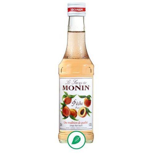 Monin Syrop brzoskwinia 250ml (3052910013769)