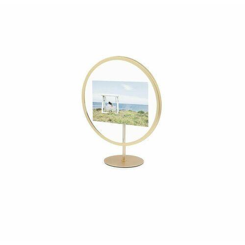 Ramka na zdjęcia infinity 13/18 cm złota marki Umbra