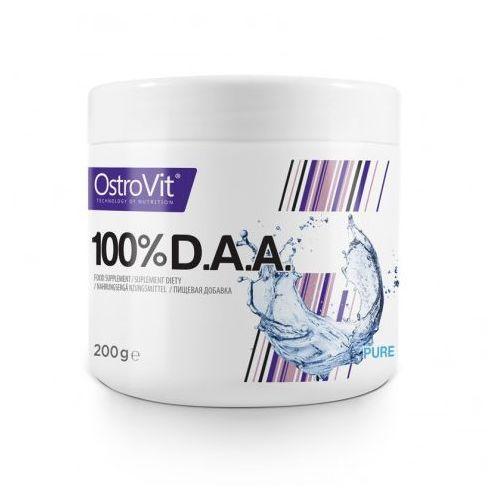 Proszek Kwas D - Asparaginowy DAA w proszku 100% D.A.A. 200g OstroVit