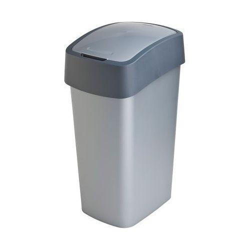 Kosz na śmieci Flip Bin 50l , marki Curver do zakupu w Praktiker