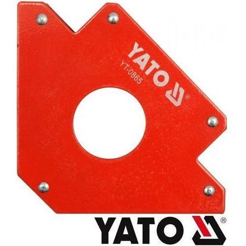 YATO Spawalniczy kątownik magnetyczny 122x190x25mm (YT-0865)