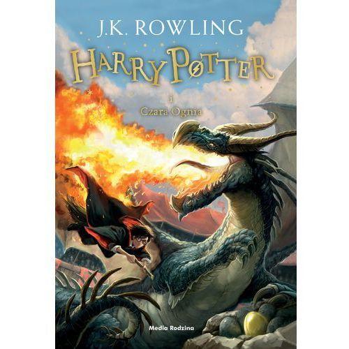 Harry Potter i czara ognia '16 - Joanne Rowling (9788380082182)