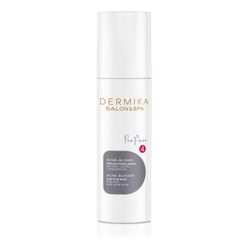 Dermika acne blocker 3-active mask trójaktywna maska acne-bloker