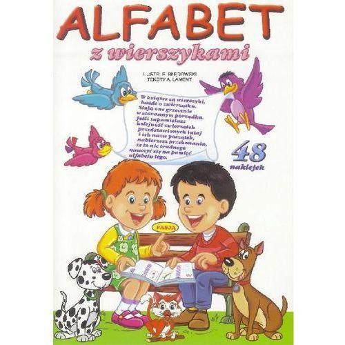 Alfabet z wierszykami, oprawa broszurowa