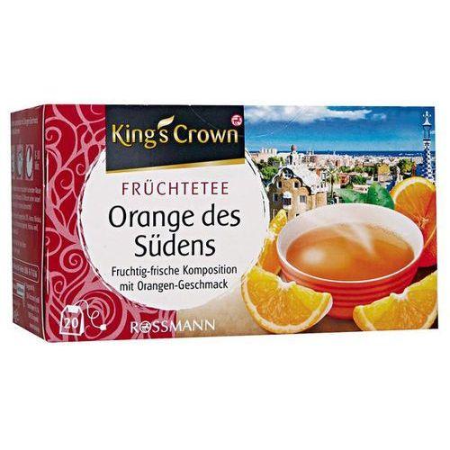 Kings' crown King's crown herbata orzeźwiająca pomarańcza - orzeźwiająca pomarańcza (4305615462363)
