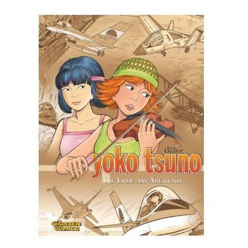 Yoko Tsuno, Die Erde am Abgrund