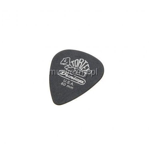 Dunlop 488p tortex pitch black kostka gitarowa 0.60mm