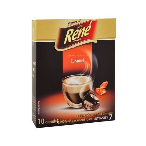 Rene Caramel Nespresso 10 kapsułek (5902480010768)