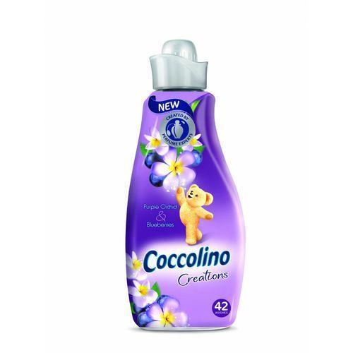 Unilever Coccolino creations płyn do płukania tkanin purple orchid & blueberries 1.5l