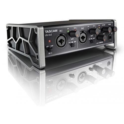 Tascam US 2x2 USB interface audio USB