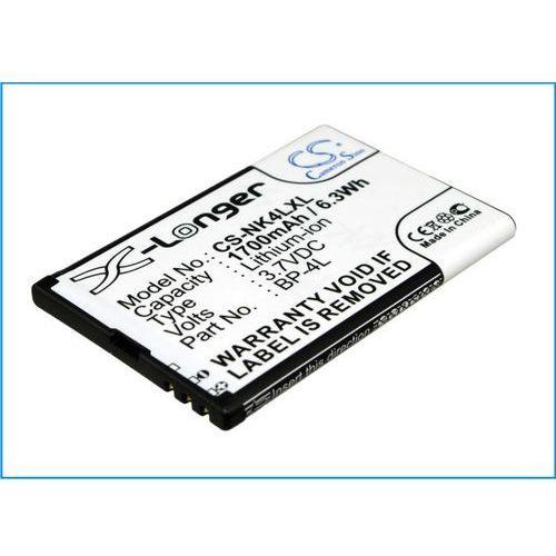Nokia E61i / BP-4L 1700mAh 6.29Wh Li-Ion 3.7V (Cameron Sino) - produkt z kategorii- Baterie do telefonów