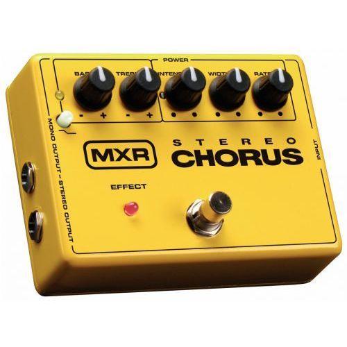 Mxr m134 - stereo chorus efekt gitarowy