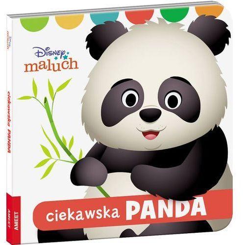 Disney Maluch Ciekawska panda (10 str.)
