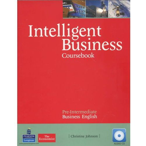 Intelligent Business Pre-Intermediate Coursebook (podręcznik) + Style Guide (9781408256008)