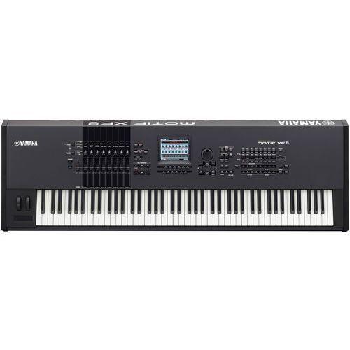 motif xf8 marki Yamaha