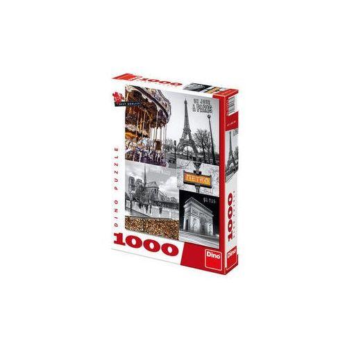 Paříž - puzzle 1000 dílků neuveden