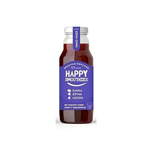 Koktajl owocowy Happy Smoothie - happy blue (x720 szt)