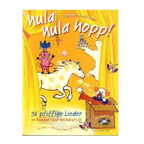 hula hula hopp!, m. Playback-CD Jakobi-Murer, Stephanie