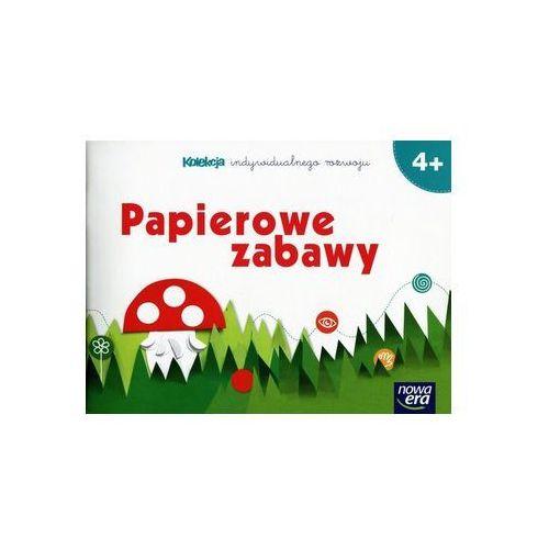 Dorota dziamska Czterolatki. papierowe zabawy. kolekcja indywidualnego rozwoju