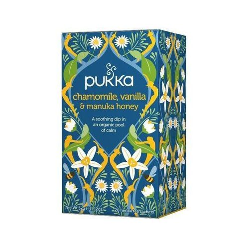 Pukka Chamomile, Vanilla & Manuka Honey 20