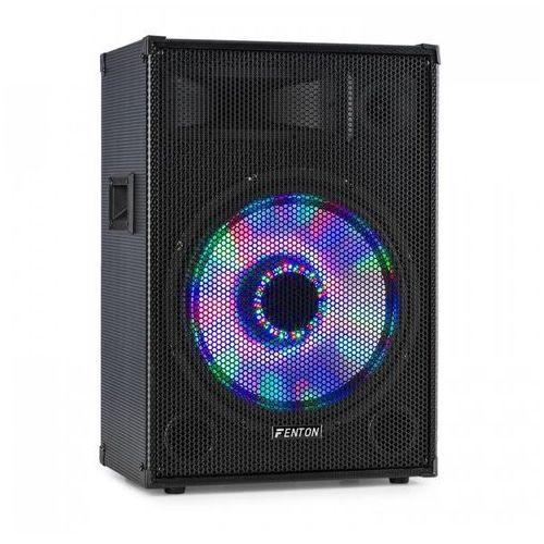 """TL15LED głośnik pasywny 3-drożny LED-RGB 15"""" woofer 800 W tweeter horn"""