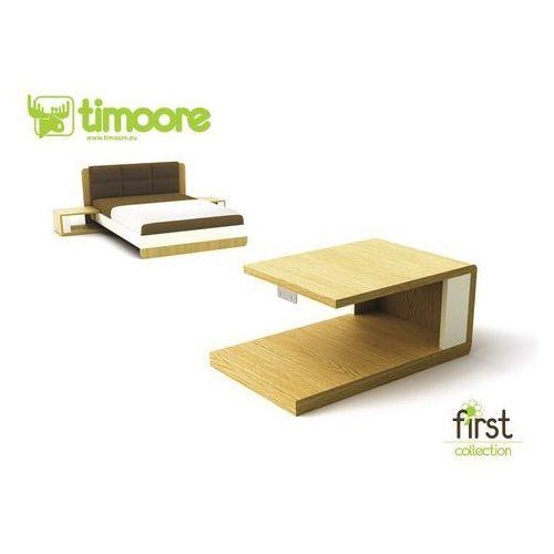Stolik nocny do łóżka sypialnianego First - produkt dostępny w Kiddyfave.pl