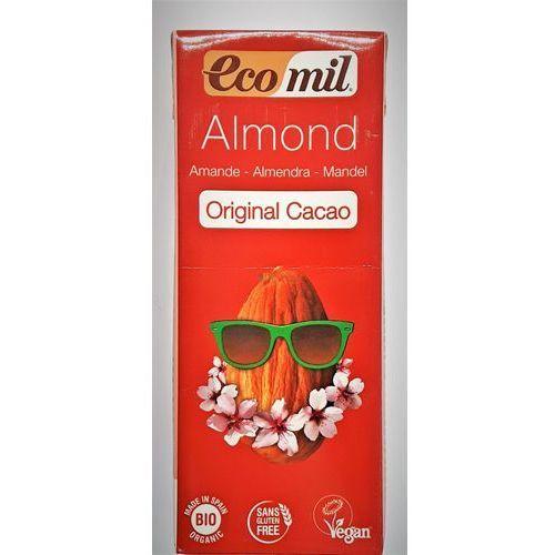 Napój migdałowy o smaku kakaowym BIO 200 ml Ecomil
