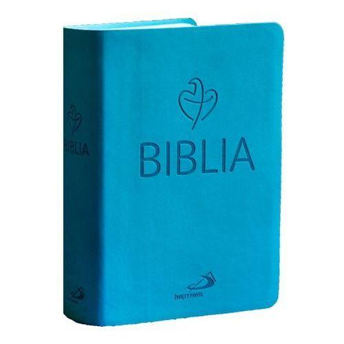 """Biblia """"Tabor"""" - kolor turkusowy, okładka Flex - książka (1792 str.)"""