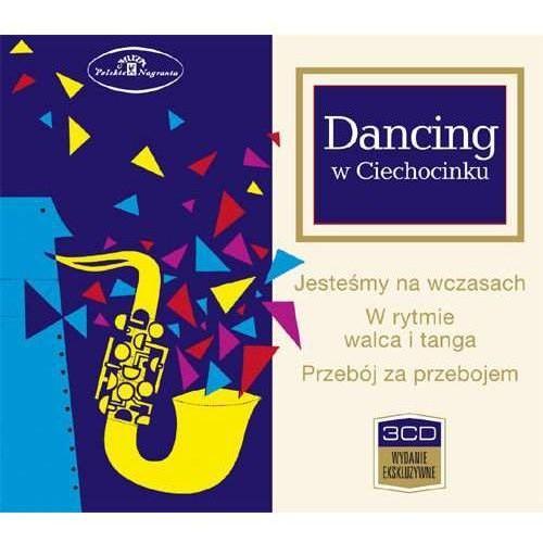 Dancing w ciechocinku - polskie nagrania/ poland marki Warner music