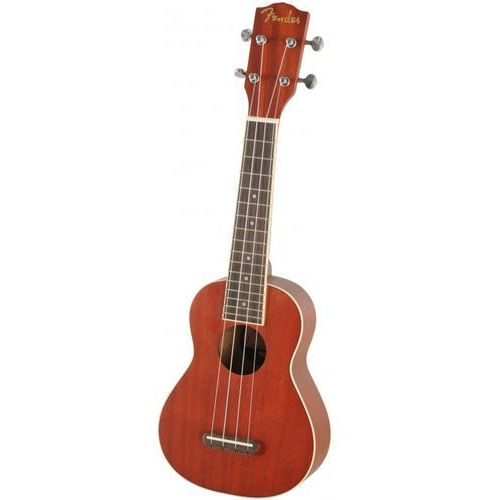 seaside nat ukulele marki Fender