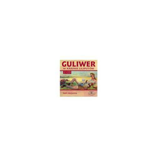 Warner music Guliwer w krainie liliputów [superjewelbox] (cd) - franciszek pieczka
