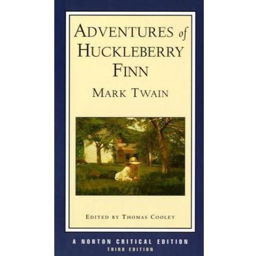 Adventures of Huckleberry Finn (9780393966404)