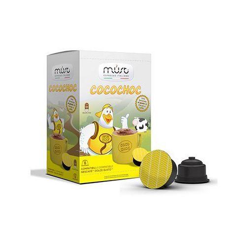 Must Kapsułki do nescafe dolce gusto* kakao/cocochoc 16 kapsułek - do 12% rabatu przy większych zakupach oraz darmowa dostawa (8056370761449)