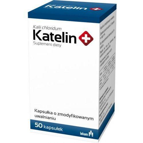 Lek-am Katelin + x 50 kapsułek