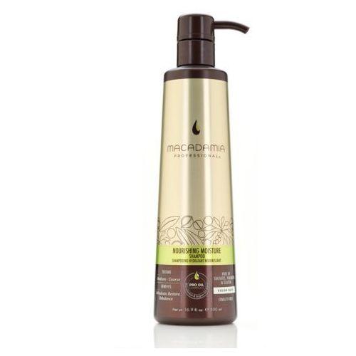 Macadamia nourishing moisture shampoo | nawilżający szampon do włosów szorstkich 500ml