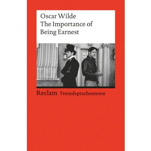 The Importance of Being Earnest (9783150092675)
