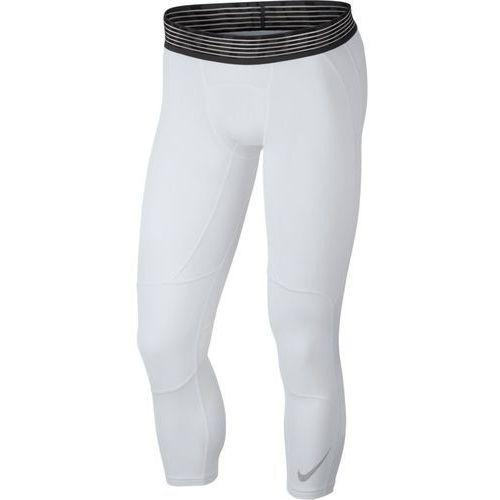 Legginsy pro basketball tights - 880825-100 - white marki Nike