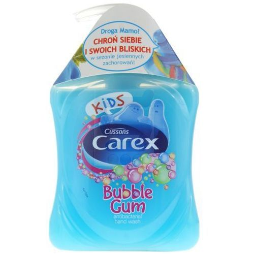 Cussons Mydło w płynie carex strawberry candy antybakteryjne 250ml (5900998005368)