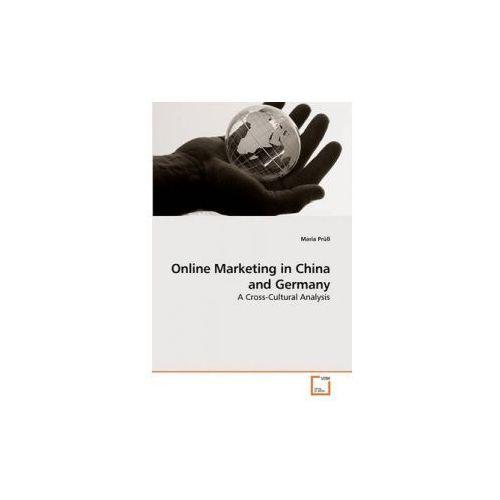 Online Marketing in China and Germany Prüß, Maria, Pr, Maria