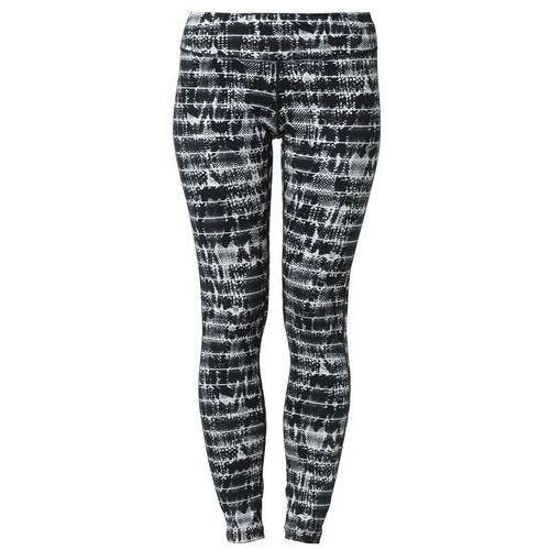 Nike Performance EPIC RUN Legginsy black/reflective silver, 686059