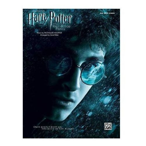 Selections from Harry Potter and the Half-Blood Prince, Piano Hooper, Nicholas