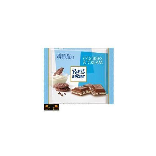 Ritter sport Czekolada cookies & cream 100g