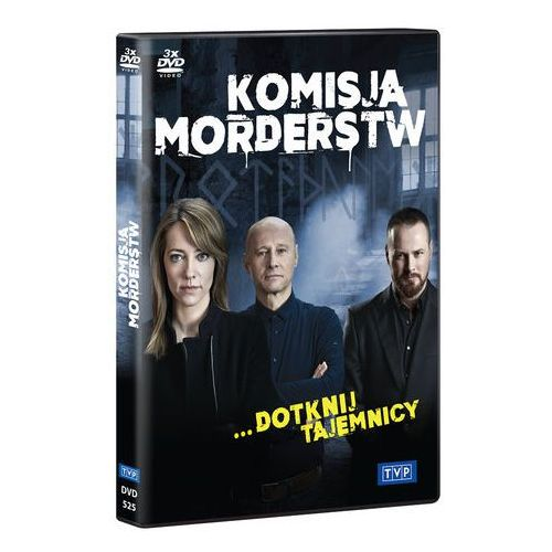 Komisja morderstw - Jarosław Marszewski, Adrian Panek (5902600069997)