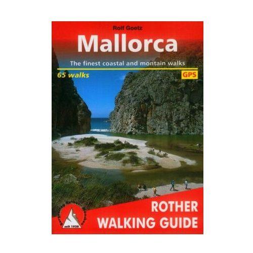 Mallorca walking guide 70 walks, BERGVERLAG ROTHER