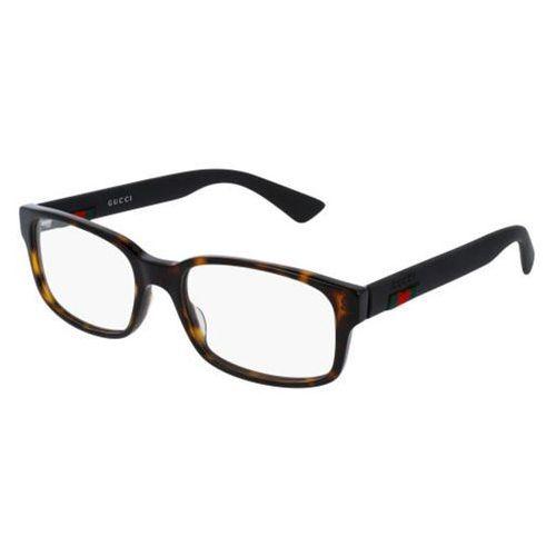 Okulary korekcyjne gg0012o 002 marki Gucci