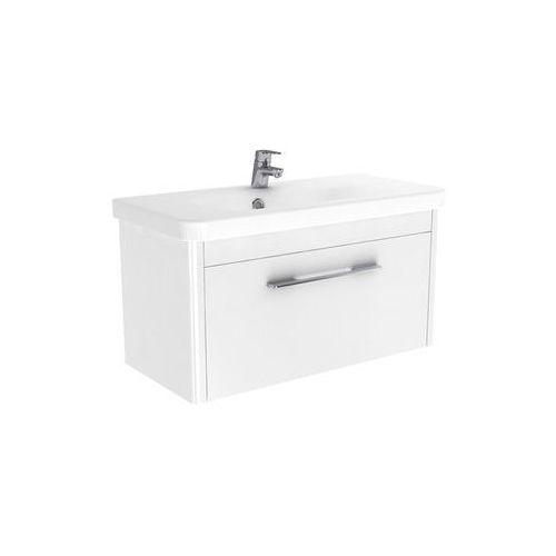 vito szafka wisząca biały połysk 80 cm ml-8080 marki New trendy
