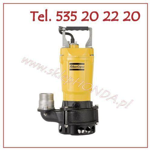 Weda 08s pompa szlamowa elektryczna jednofazowa  (317 l/min), marki Atlas copco