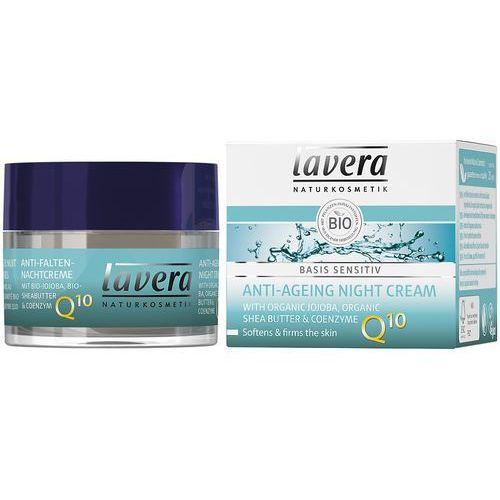 Lavera Krem regenerujący na noc z koenzymem q10 - (4021457614332)
