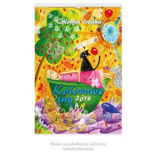Kalendarz wieloplanszowy Kolorowe sny RW13