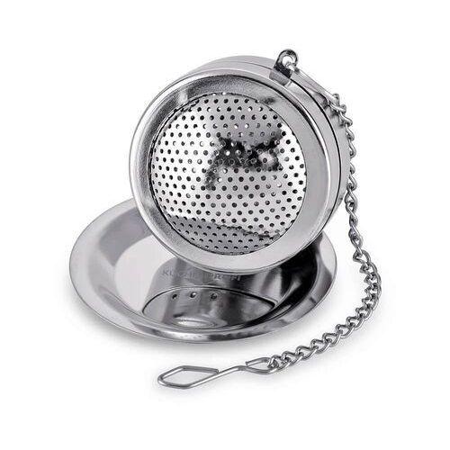 Kuchenprofi - tea - zaparzacz do herbaty z podstawką ⌀ 4 cm